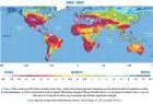 Elsivatagosodás hatásai a 2060-as évekre vonatkozóan - mérsékelt klímaváltozás mellett